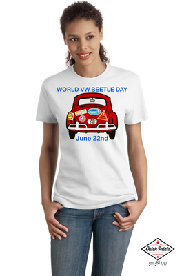 World VW Beetle Day