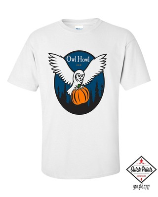 Owl Howl T-shirts